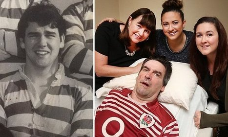 John O'Neill's dementia caused by concussions suffered while playing rugby - Daily Mail | Neurological Disorders | Scoop.it