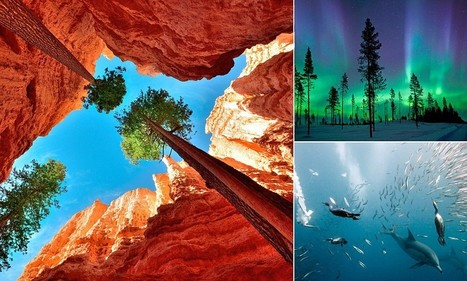 Breathtaking photos from Bryce Canyon to Big Ben - Daily Mail   Scoop Photography   Scoop.it