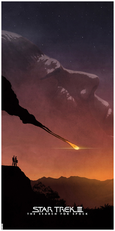 Matt Ferguson – Star Trek Movie Posters | All Geeks | Scoop.it