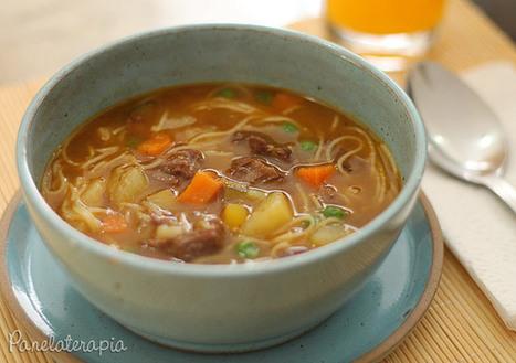 Minestrone ~ PANELATERAPIA - Blog de Culinária, Gastronomia e Receitas | Receitas da Lia | Scoop.it