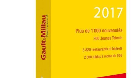 Le palmarès du guide Gault & Millau 2017 dévoilé | ATABULA | Gastronomy & Wines | Scoop.it