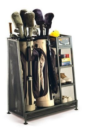 Suncast golf organizer - Show your golf clubs the love they deserve by storing them properly | Online Shoping | Scoop.it