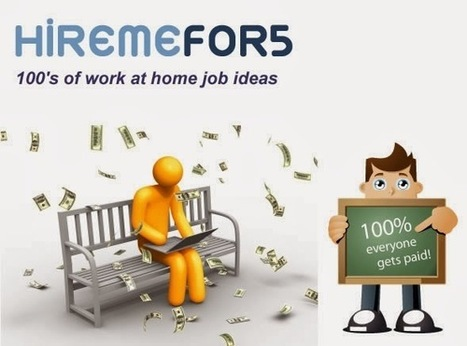 Make Your Own Fun & Bizarre Work from Home Jobs | All in One | Scoop.it