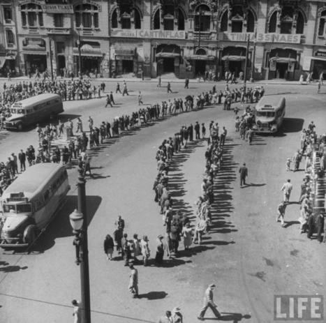 São Paulo, 1947 - Viaje no tempo com mais de 60 fotos gigantes, lindas, raras e inéditas! (thread pesadíssimo, mas vale a pena) - SkyscraperCity   Arte e Tecnologia na Educação   Scoop.it
