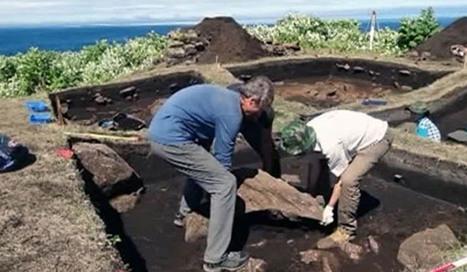 RUSSIE / JAPON : Un village datant de l'époque néolithique découvert aux îles Kouriles | World Neolithic | Scoop.it