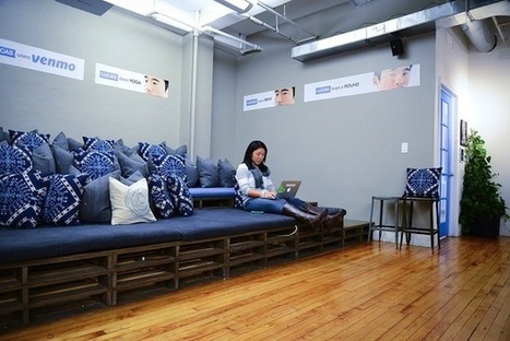 This Startup Is Designing Out-Of-This-World Office Spaces For NYC's Hottest Tech Companies | Goodwill Coordinators - Real Estate Consultants India | real estate | Scoop.it