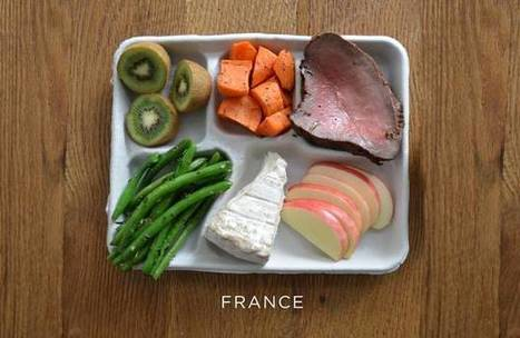 9 school lunches from around the world | Elevator Pitch: Education for Sustainability | Scoop.it