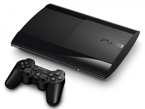 "Say Hello.. the new ""Super Slim"" PS3 hardware redesign 