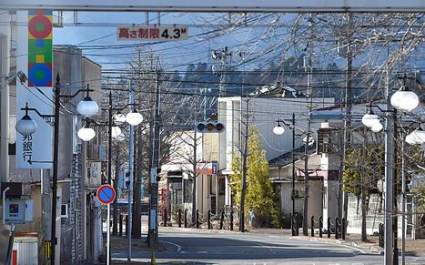 5 ans de la Catastrophe de Fukushima : l'intérieur de la ville fantôme de Futaba, en images | Japon : séisme, tsunami & conséquences | Scoop.it