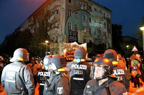 More than 120 police officers injured as anti-hipster protest turns violent | IB GEOGRAPHY URBAN ENVIRONMENTS LANCASTER | Scoop.it