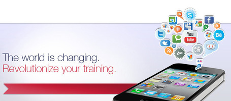 The world is changing! Revolutionized your training | 3D Animations Digital Media | Scoop.it