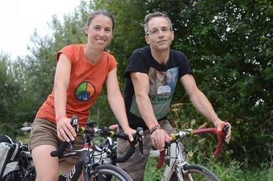 Ils ont fait 700km à vélo pour la Route du Rock | OUEST FRANCE | Les Gérards | Scoop.it