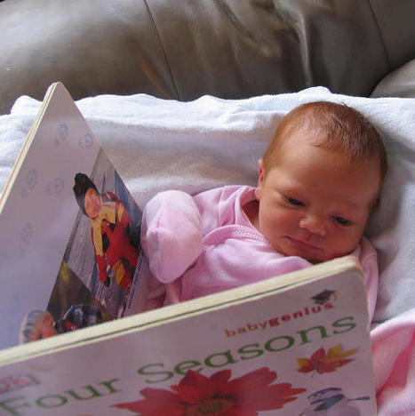 New Early Childhood Literacy Program Gives Newborns Books | SocialLibrary | Scoop.it