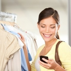 Mobile Commerce - Smartphone owners want more mobile information in stores - Internet Retailer | Mobile & Magasins | Scoop.it