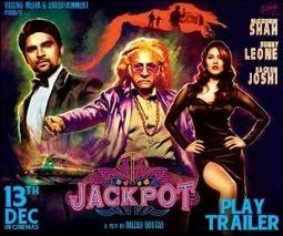 "Sunny Leone & Sachiin J Joshi ""Jackpot Movie Official Trailer 2013"" HD   bollywoodfunia.com   Scoop.it"