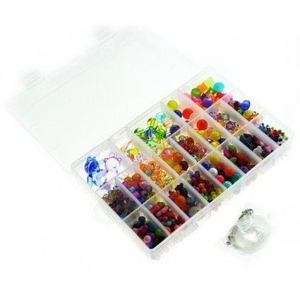 YazyCraft Jewelry Making Beads Starter Kit Large | DIY Beading | Scoop.it