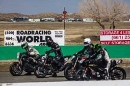 Results from Willow Springs Raceway, California | eMotoRacing.com | Brammo Electric Motorcycles | Scoop.it