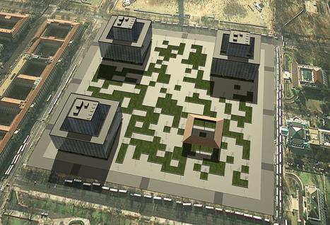 L'architecture inspirée par les QRcode | QRdressCode | Scoop.it