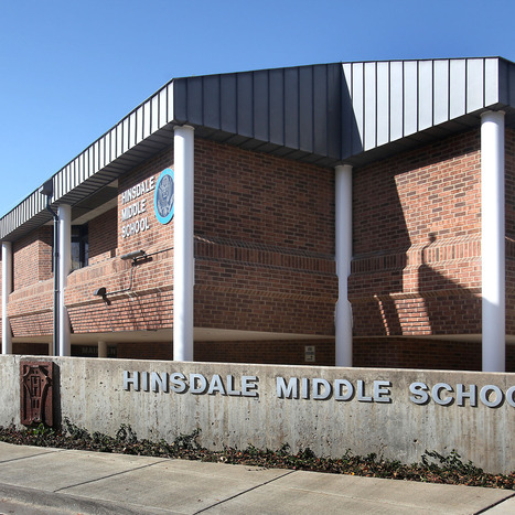 Hinsdale Middle School mold timeline: Discovery, cleanup and next steps - The Doings Oak Brook | Mold Inspection and Remediation | Scoop.it