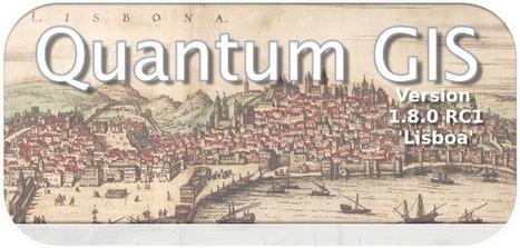 Encontro Quantum GIS - Lisboa - 29 e 30 de Outubro 2012 | geoinformação | Scoop.it