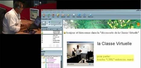 Classes virtuelles : quand le formateur devient animateur d'apprentissages | FORMATION A DISTANCE | Scoop.it