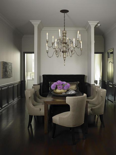Chicago Transitional Home by Michael Del Piero Good Design « Design Shuffle Blog | Designing Interiors | Scoop.it