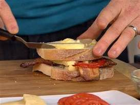 Best condiment for grilled cheese? Giada and Bobby answer cooking questions - Today.com (blog) | Kristin's CE Project on Cooking | Scoop.it