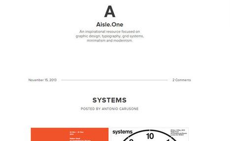 Design Inspiration Toolbox: 100 Sources of Design Inspiration   Digital art education   Scoop.it