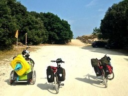 La côte atlantique à vélo en famille | RoBot cyclotourisme | Scoop.it
