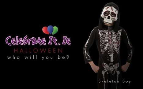 Who Will You Be On This Year Halloween?  | Costume Shop and Party Supplies Ireland  online | Scoop.it