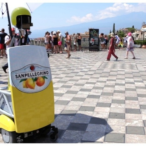 Wi-Fi-Enabled Robot Takes You on a Virtual Trip to Italy | Travelled | Scoop.it