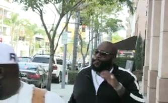On a retrouvé Rick Ross à Los Angeles | Rap , RNB , culture urbaine et buzz | Scoop.it
