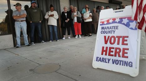 7 specific ways states made it harder for Americans to vote in 2016 | Eclectic & Fascinating | Scoop.it