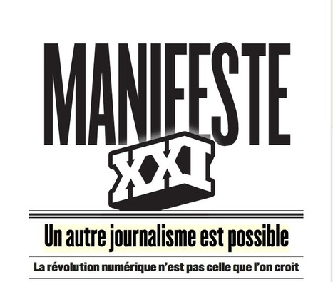 Manifeste XXI : le web, cet étranger | DocPresseESJ | Scoop.it