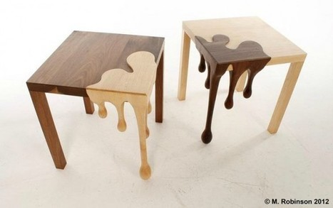 Fusion Tables by Matthew Robinson | Furniture Design | Scoop.it