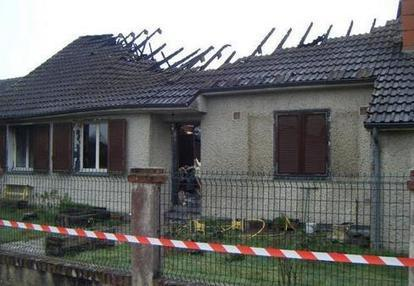 Sauvée des flammes par un pompier volontaire | Autour de Nouan-le-Fuzelier | Scoop.it