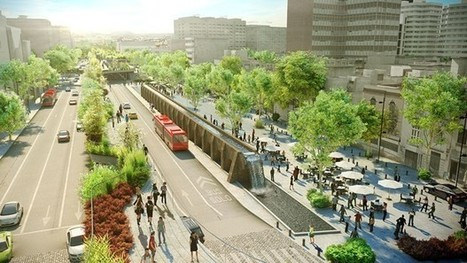 The TERRIBLE Plan for Mexico City's High Line-Style Park | Urban Choreography | Scoop.it