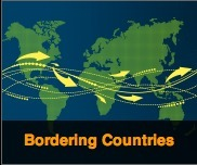 Bordering Countries Quiz | Geography Education | Scoop.it