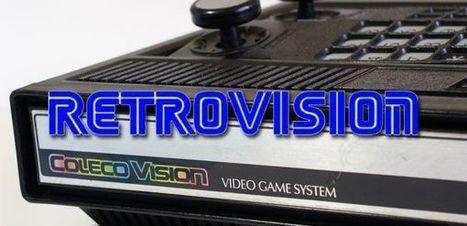 La Colecovision dans le 5ème épisode de Retrovision | Retrogaming | Scoop.it