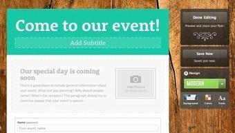 Smore. Crear páginas web al instante | Utilidades TIC para el aula | Scoop.it