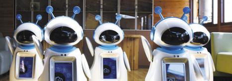 Chine : plus de robotique et moins d'acier | Forge - Fonderie | Scoop.it