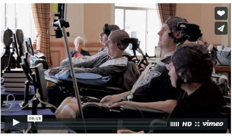 Disabled violinist makes music with her brainwaves | An odd mix of stuff | Scoop.it
