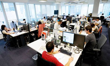 Les open space peuvent nuire à votre productivité et à votre santé - Daily Geek Show   Communiquer en entreprise !!!   Scoop.it