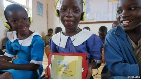 Malawi app 'teaches UK pupils a lesson' | ICT & Social Media in Education | Scoop.it