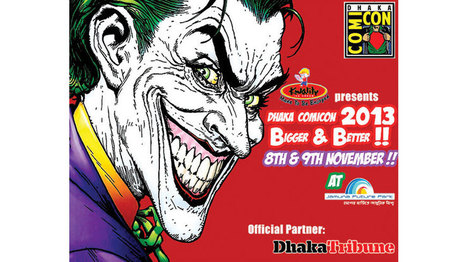 Mall Zee: M-Pop - Dhaka Comicon 2013 Bigger and Better starts on Friday - DhakaTribune      Mall Zee    Mall as Culture   Mall as Metaphor   Mall as Mall      Scoop.it