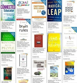 A Collection of Great Books for Teachers ~ Educational Technology and Mobile Learning | Learning technology | Scoop.it