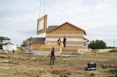 Healthy Homes: Landmark Construction focuses on reducing carbon footprint | Healthy Homes Chicago Initiative | Scoop.it