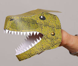Prehistoric puppets and models   British Geological Survey (BGS)   Earth Sciences and Geography   Scoop.it