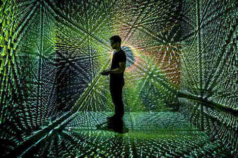 Get Ready to Experience Holodeck-Like Virtual Reality Room   Managing Technology and Talent for Learning & Innovation   Scoop.it