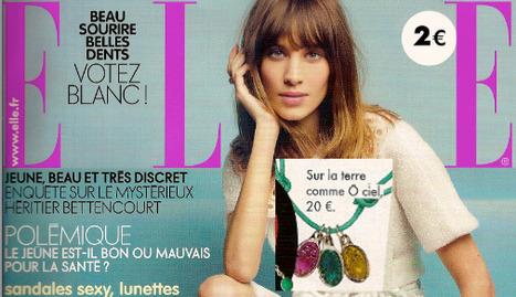 SurLaTerreCommeÔciel.com dans Elle ! | Chemin spirituel | Scoop.it